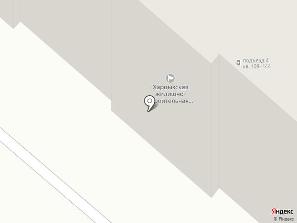 Пушинка на карте Харцызска