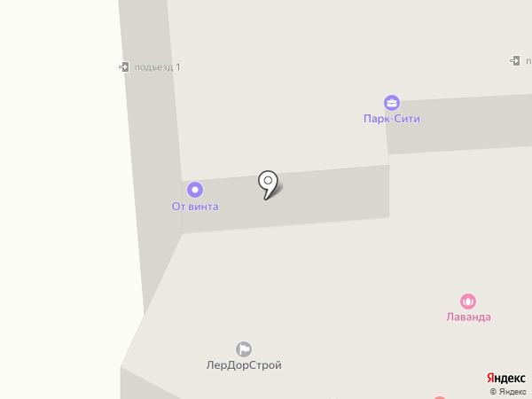 Инвест Строй на карте Жуковского