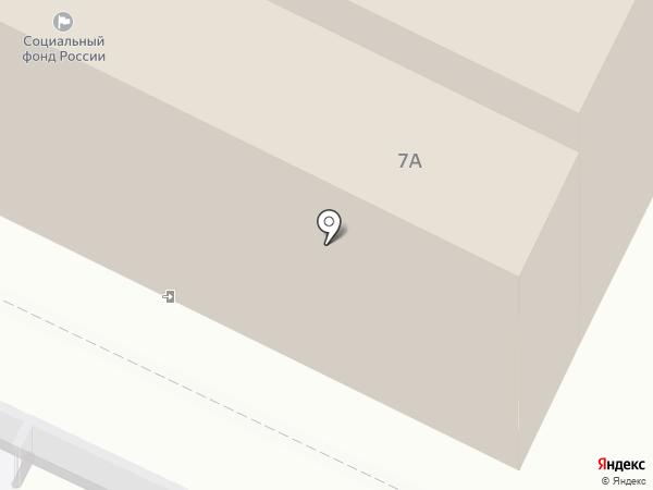 Управление Пенсионного фонда РФ №28 г. Москвы и Московской области на карте Жуковского