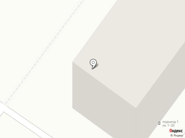 Харцызская городская стоматологическая поликлиника на карте Харцызска