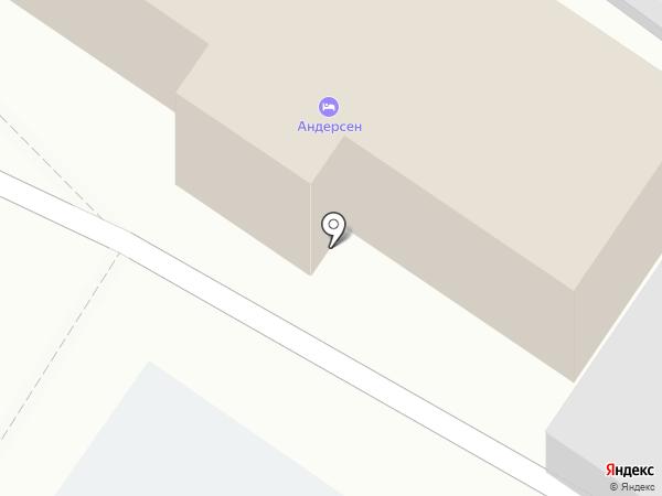 Andersen на карте Жуковского