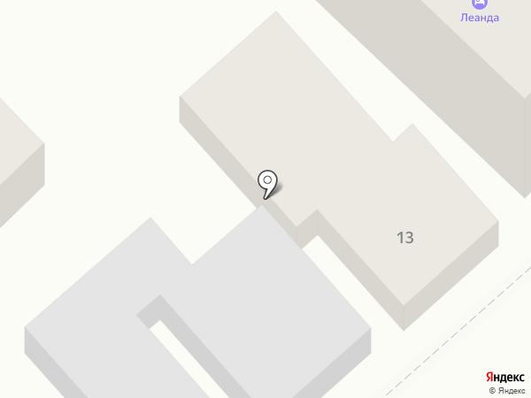 Посуда на карте Геленджика