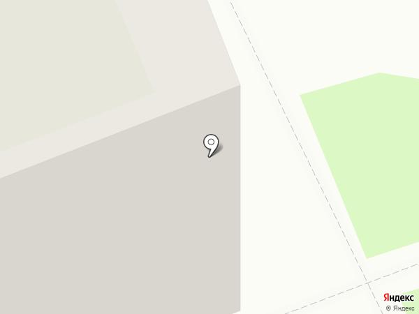 Магазин бытовой химии на карте Красноармейска