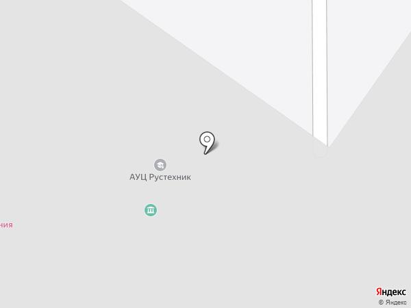 Георесурс на карте Жуковского