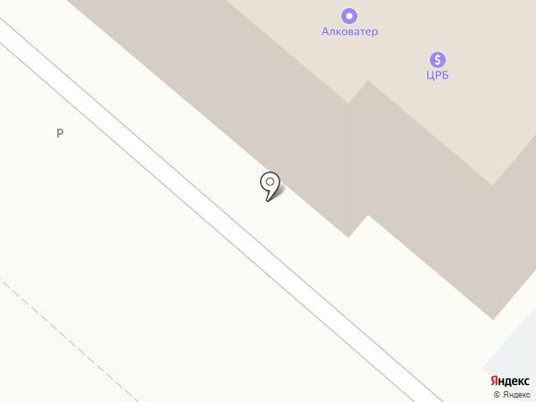 Акварель, салон на карте Харцызска