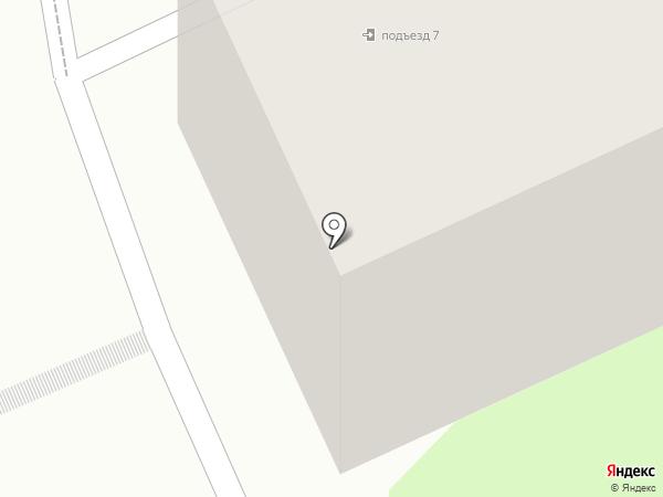 Магазин электротоваров на карте Красноармейска