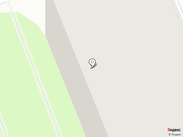 Радуга на карте Красноармейска