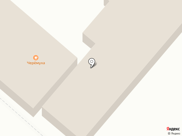 Трёшка на карте Харцызска