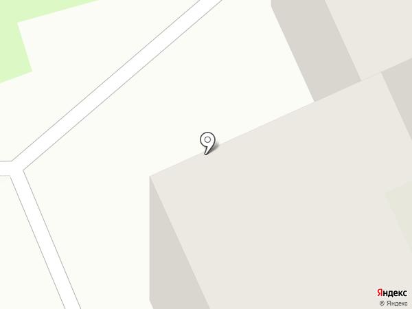 Киоск хлебобулочных изделий на карте Красноармейска