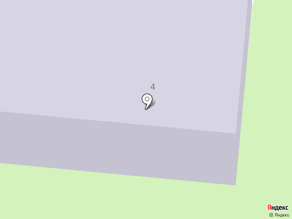 Детский сад №17 на карте Жуковского