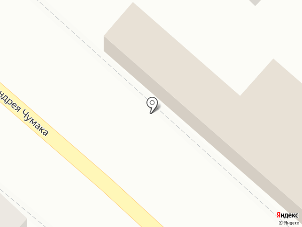 Центральный, ПО на карте Харцызска