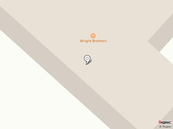 Wright Brothers на карте Жуковского