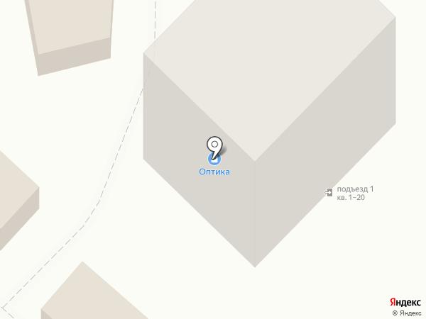 Евростиль, торговая компания на карте Харцызска