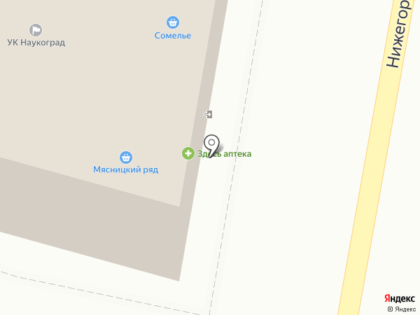 RVS-AVTO на карте Жуковского