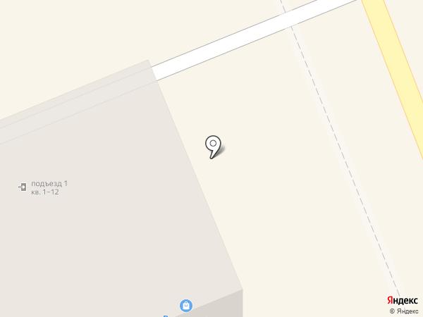Магазин разливных напитков на карте Красноармейска