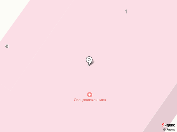 Инфарм на карте Жуковского