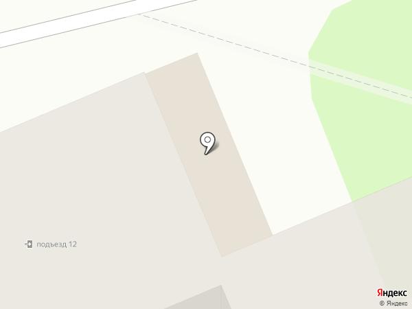 Алькор на карте Красноармейска