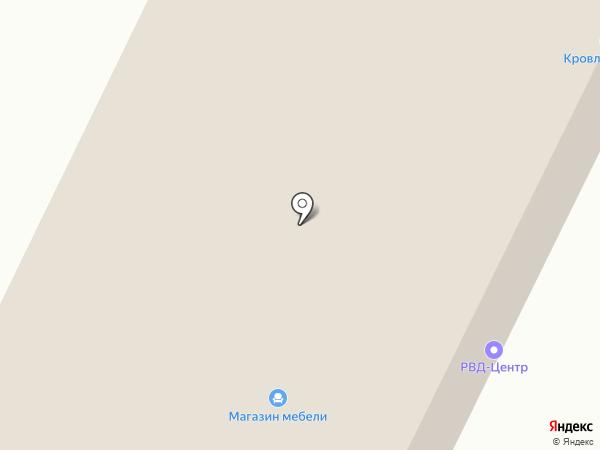 Мебельград на карте Узловой