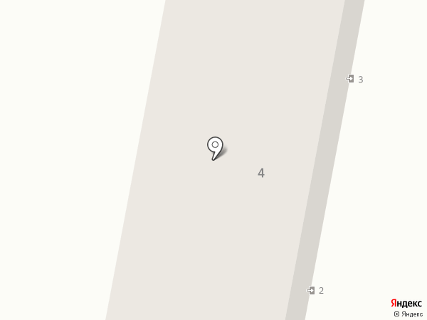 Отделение связи №6 на карте Харцызска