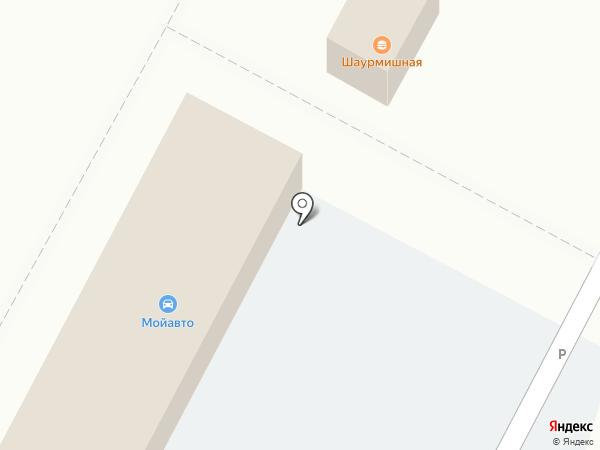 Мой авто на карте Узловой