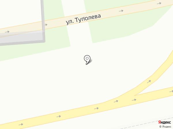 Цветочный магазин на карте Жуковского
