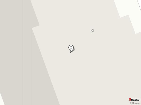 Лукино-Варино на карте Свердловского