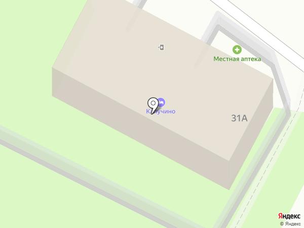 Cappucino на карте Геленджика