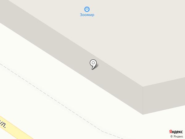 Зоомир, магазин на карте Харцызска