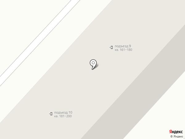 Стриж, парикмахерская на карте Харцызска