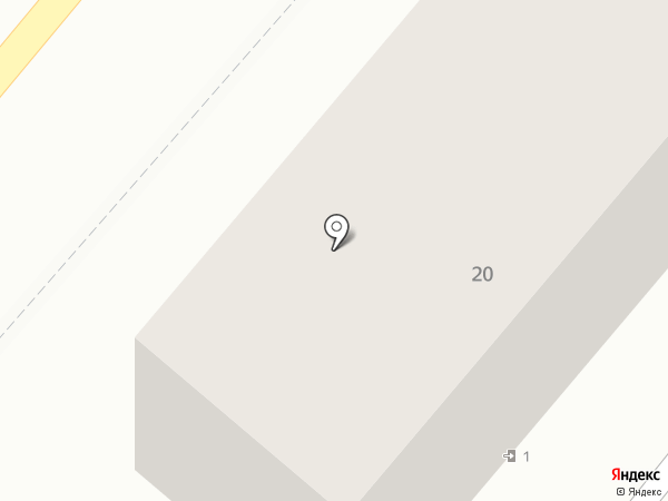 Добродея на карте Харцызска