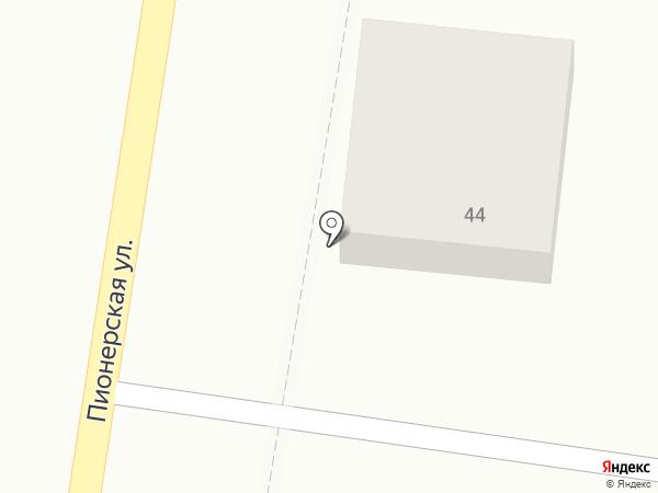 Магазин электротоваров на карте Абинска