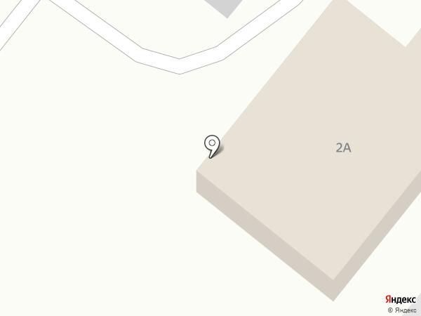 Статус, автокомплекс на карте Харцызска