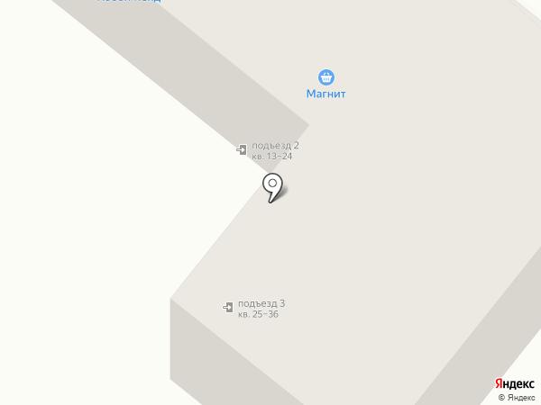 Хобби-ленд на карте Харцызска