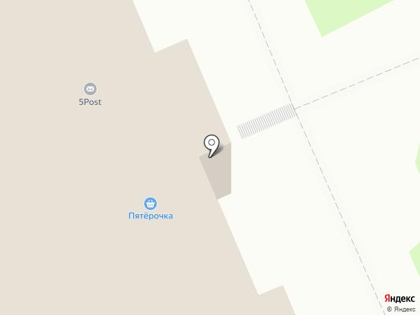Магазин косметики на карте Красноармейска