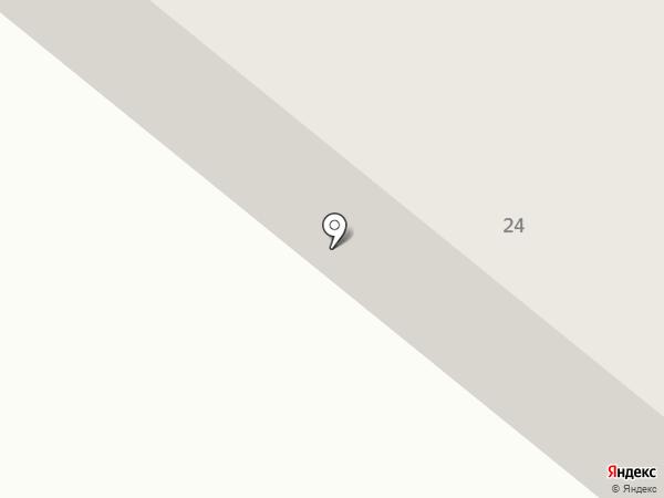 Фина на карте Харцызска