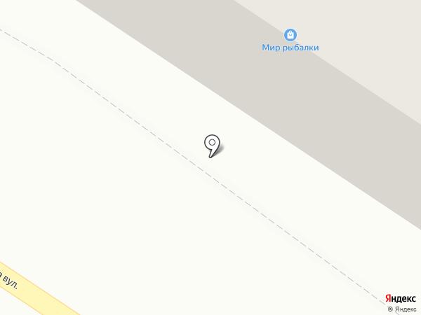 Мир рыбалки на карте Харцызска