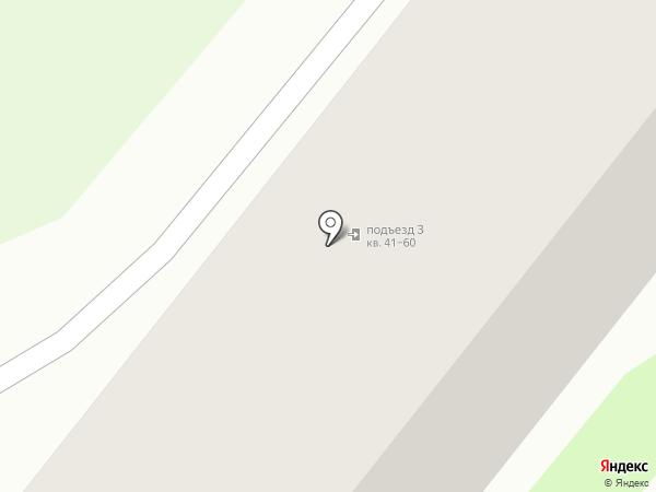 Орбита на карте Харцызска