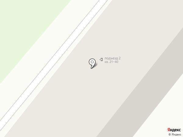 Отделение связи №9, г. Харцызск на карте Харцызска