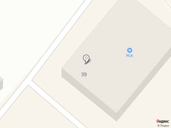 ТАС на карте Харцызска