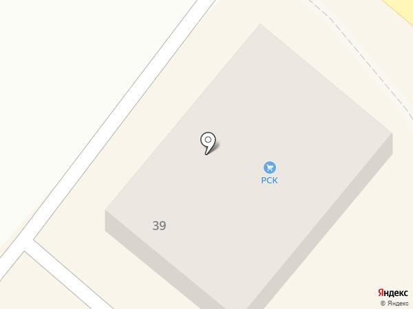 Планета здоровья, торговая компания на карте Харцызска