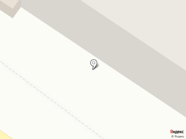 Чистюля на карте Харцызска