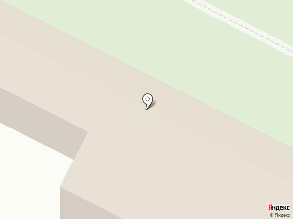 Красноармейское кладбище на карте Красноармейска