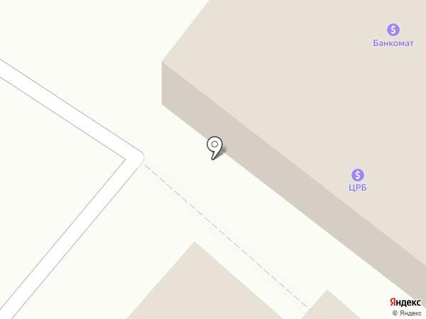 Первый Республиканский на карте Харцызска