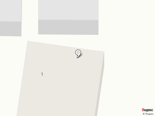 Узловские строители на карте Узловой