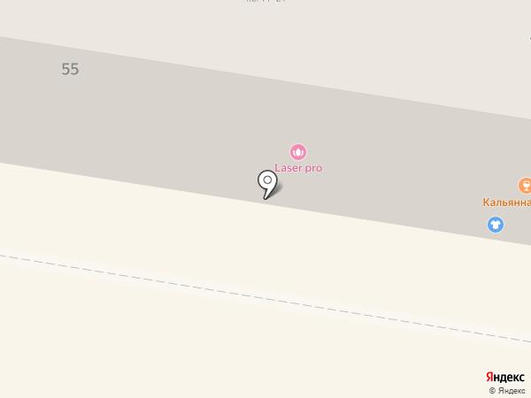 Абинская компьютерная служба на карте Абинска