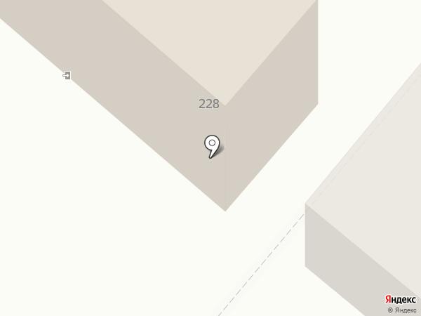 Харцызское городское Управление юстиции на карте Харцызска