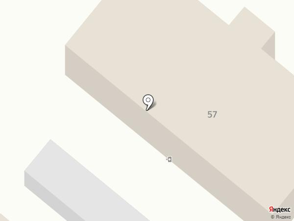 Макеевский межрайонный отдел государственной службы охраны при ГУМВД Украины в Донецкой области на карте Харцызска