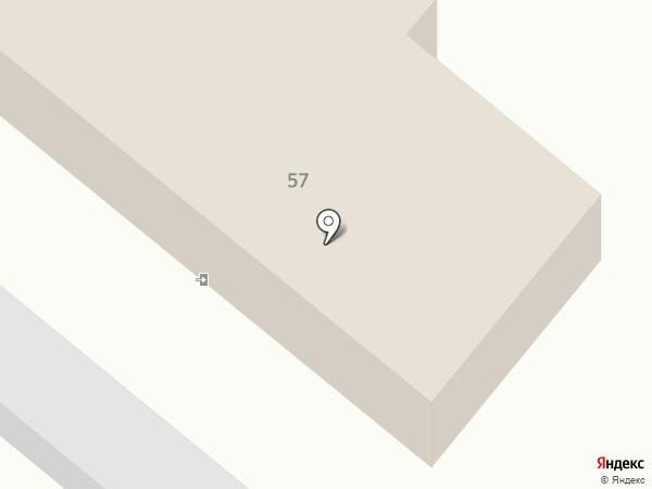 Макеевский межрайонный отдел Государственной службы вневедомственной охраны на карте Харцызска
