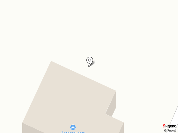 Магазин автотоваров на карте Узловой