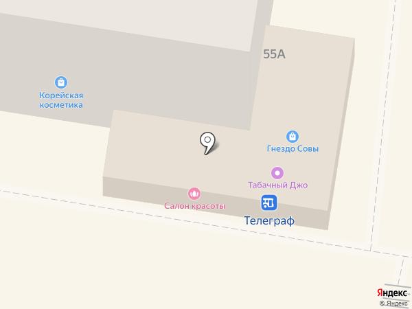 Нева-охрана на карте Абинска